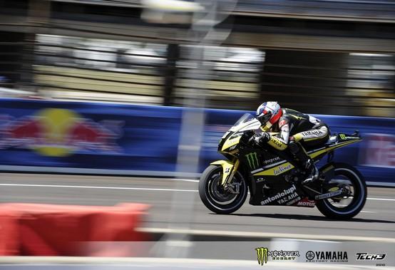 "MotoGP – Indianapolis Qualifiche – Ben Spies: ""Pole speciale"""