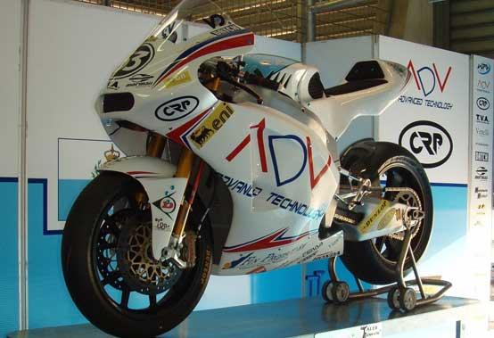 Moto2 – Roberto Locatelli ha girato al Mugello con l'ADV