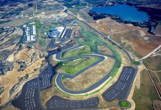 Circuito Aragon : Motogp preview aragon il circuito