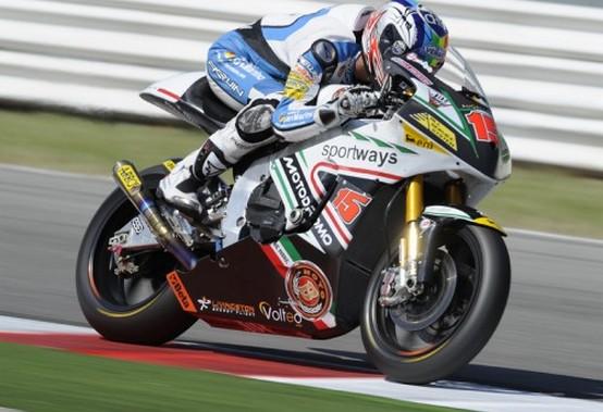 """Moto2 – Prove Libere Aragon – Alex De Angelis: """"Essere davanti mi ha fatto tornare il sorriso"""""""
