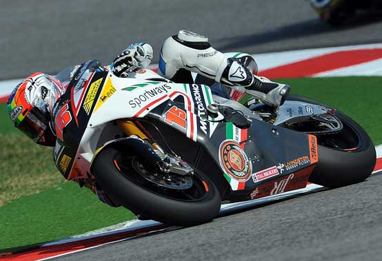 Moto2 – Preview Aragon – Alex De Angelis in pista con il Team JiR