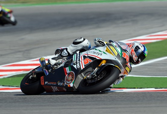 Moto2 – Misano Qualifiche – Alex De Angelis in seconda fila