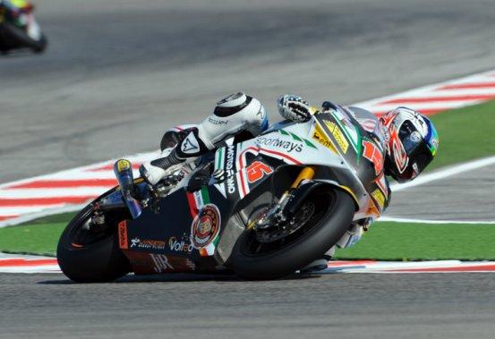 Moto2 – Misano Warm up – De Angelis precede Corsi