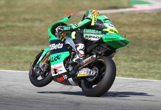 Moto2 – Misano Prove Libere 2 – Iannone davanti a Pasini