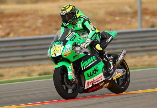 Moto2 – Aragon Warm up – Iannone precede Elias