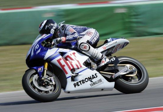 MotoGP – Misano Prove Libere 2 – Lorenzo precede Pedrosa, Rossi 5°