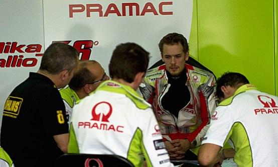 MotoGP – Licenziamento per Kallio?