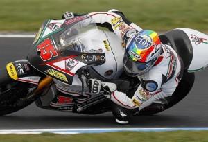 """Moto2 – Phillip Island Qualifiche – Alex De Angelis: """"Felicissimo di questa prima pole"""""""