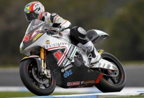 Moto2 – Phillip Island Qualifiche – De Angelis conquista la pole