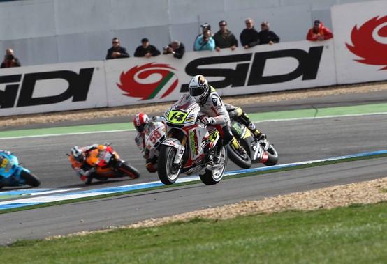 """MotoGP – Estoril – Randy De Puniet: """"Sono abbastanza soddisfatto"""""""