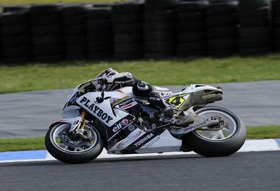 """MotoGP – Phillip Island – Randy De Puniet: """"Sono veramente dispiaciuto"""""""