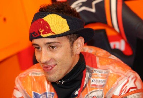 MotoGP – Estoril Prove Libere – Una caduta per Andrea Dovizioso