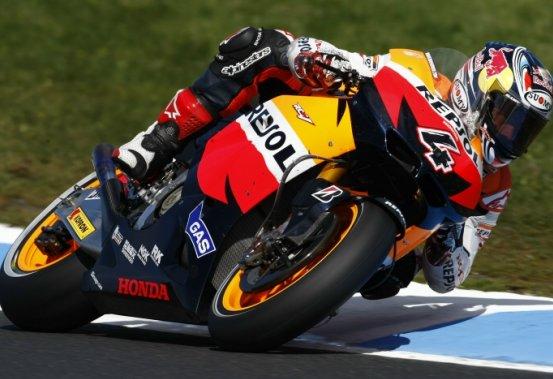 MotoGP – Phillip Island Qualifiche – Andrea Dovizioso in terza fila