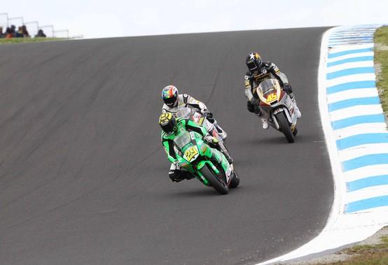 """Moto2 – Phillip Island – Andrea Iannone: """"Soddisfatto del risultato"""""""