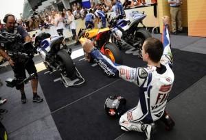 "MotoGP – Jorge Lorenzo World Champion: ""Jerez la gara più bella"""