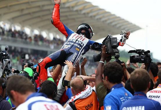 """MotoGP – Sepang – Jorge Lorenzo: """"Questo è un sogno che diventa realtà"""""""