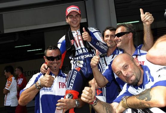 MotoGP – Jorge Lorenzo Campione del Mondo, ecco chi è il pilota maiorchino