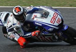 """MotoGP – Estoril Qualifiche – Jorge Lorenzo: """"Domani sarà difficile"""""""