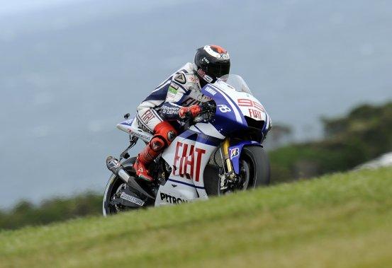 "MotoGP – Phillip Island – Jorge Lorenzo: ""Sapevo che Stoner era difficile da battere"""