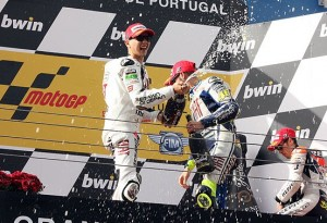 """MotoGP – Estoril – Jorge Lorenzo: """"Bello vincere nel mio circuito preferito"""""""