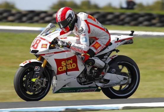 """MotoGP – Preview Estoril – Marco Simoncelli: """"Con il giusto feeling posso fare una buona gara"""""""