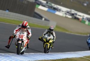 MotoGP – Preview Sepang – Simoncelli pensa positivo, Melandri è pessimista