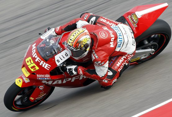 Moto2 – Motegi Prove Libere 1 – Simon precede Elias e De Angelis