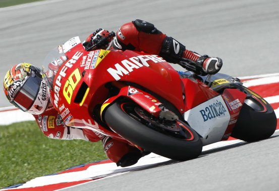 Moto2 – Sepang Warm Up – Simon precede Redding