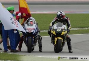 MotoGP – Sepang – Ben Spies chiude quarto e si congratula con Lorenzo