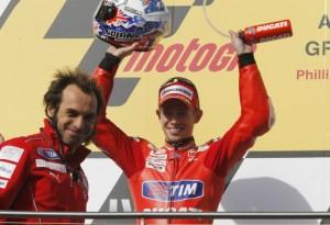 """MotoGP – Phillip Island – Casey Stoner: """"C'erano grandi aspettative su di me oggi"""""""