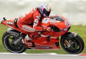 MotoGP – Sepang Prove Libere 1 – Casey Stoner fiducioso nonostante la scivolata