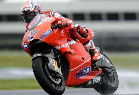 """MotoGP – Phillip Island Prove Libere 1 – Casey Stoner: """"Le condizioni non ci hanno aiutato"""""""