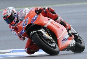 """MotoGP – Estoril Prove Libere – Casey Stoner: """"Potevamo esser più veloci"""""""