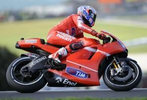 """MotoGP – Phillip Island Qualifiche – Casey Stoner: """"Felice della pole"""""""
