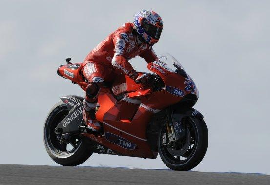 MotoGP – Phillip Island Warm up – Stoner davanti a Simoncelli e Rossi