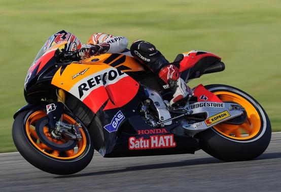 MotoGP – Test Valencia Day 2 – Andrea Dovizioso febbricitante
