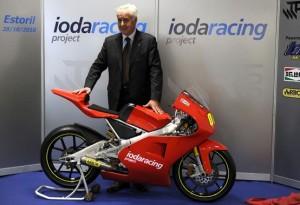 Ecco la Moto3 dello Ioda Racing