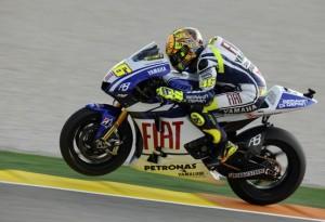 """MotoGP – Valencia Prove Libere – Valentino Rossi: """"Dobbiamo migliorare il grip"""""""