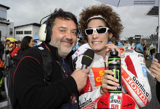 MotoGP – Preview Valencia – Marco Simoncelli vuole il podio