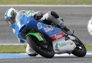 125cc – Valencia Prove Libere 1 – Vazquez a sorpresa