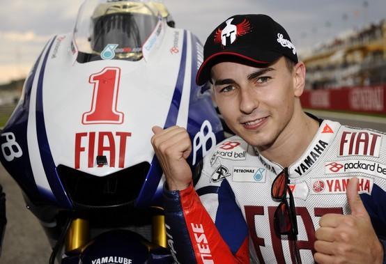 """MotoGP – Jorge Lorenzo: """"Preferirei Pedrosa e non Rossi come vincitore del mondiale 2011"""""""