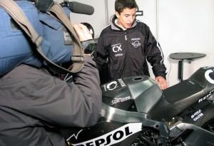 Moto2 – Marc Marquez analizza il suo debutto