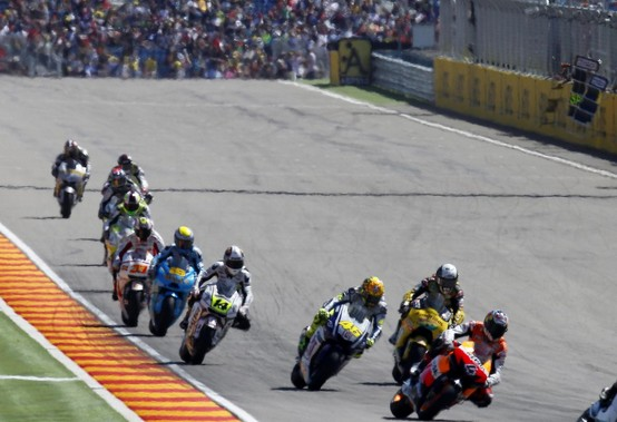 Circuito Aragon : Motogp il circuito di aragon premiato come migliore