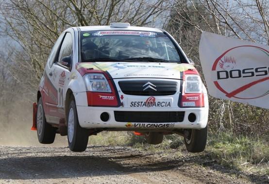 Alex De Angelis inaugura il 2011 con i Rally