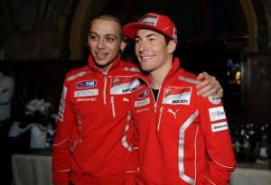 MotoGP – Ecco la prima foto di Valentino Rossi Rosso Ducati!