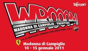MotoGP – Wrooom 2011, la prima da ufficiale di Valentino Rossi in Rosso