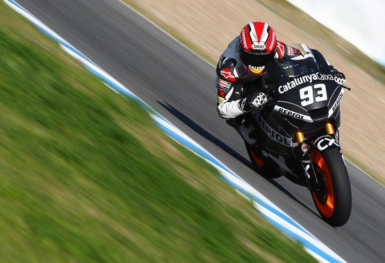 Moto2 – Test Jerez Day 1 – Simon e Marquez sotto al record