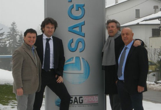 MotoGP – Partnership tra Sag Group e Team Gresini