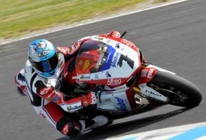 Superbike – Test Phillip Island Day 1 – Checa al comando, Biaggi 4°