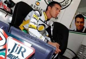 """Moto2 – Test Estoril Day 3 – Alex De Angelis: """"Soluzione positiva per la sospensione posteriore"""""""